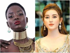 Áp đảo với 84% lượng vote, Huyền My vẫn thua mỹ nhân da đen - trượt top 16 'Hoa hậu của các Hoa hậu'