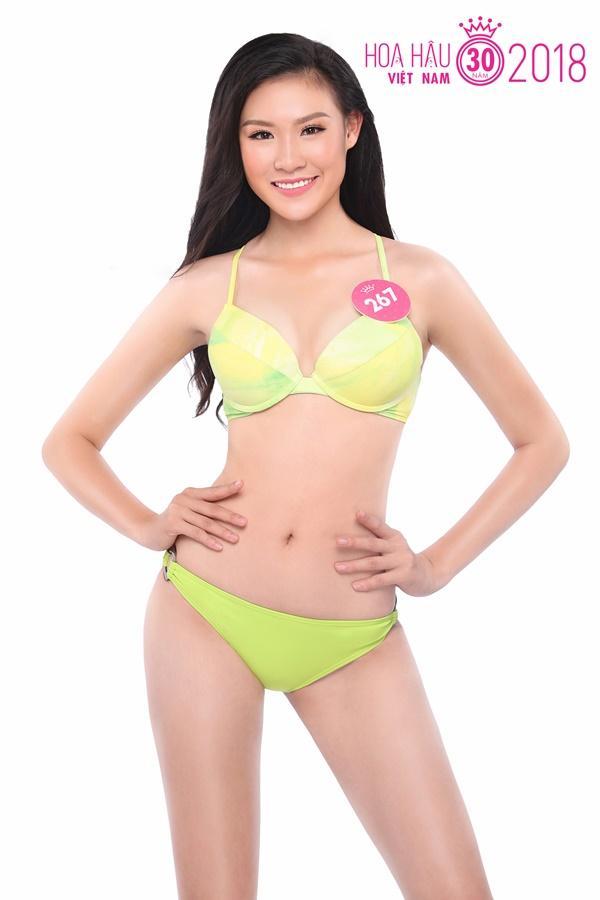 Trọn bộ ảnh bikini nóng bỏng của Top 30 Chung khảo phía Nam HHVN 5