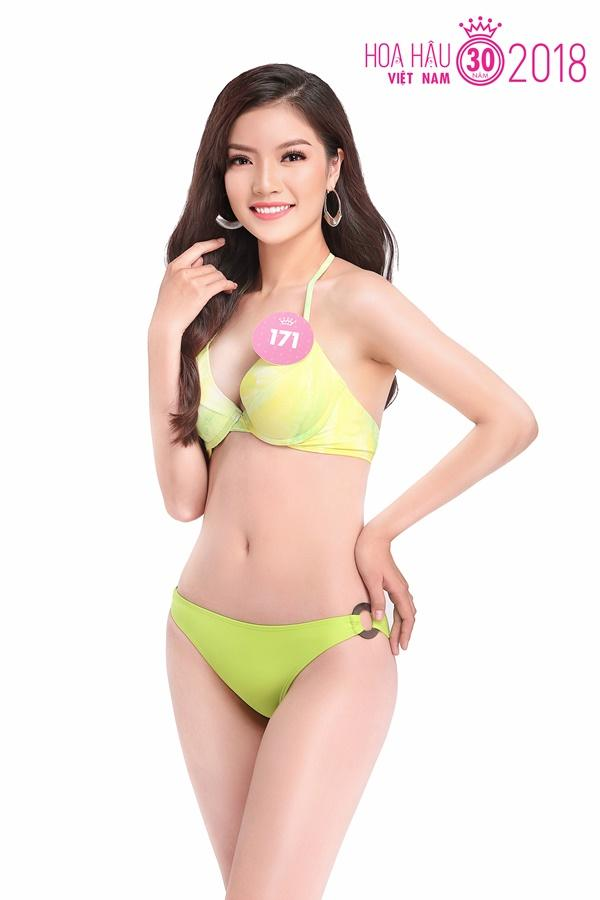 Trọn bộ ảnh bikini nóng bỏng của Top 30 Chung khảo phía Nam HHVN 8