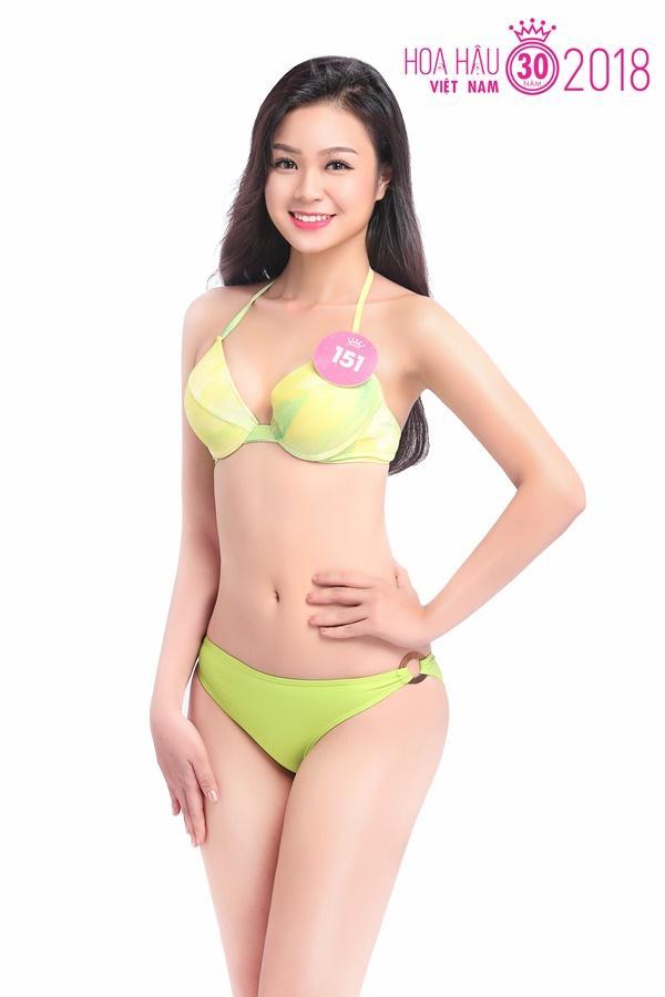 Trọn bộ ảnh bikini nóng bỏng của Top 30 Chung khảo phía Nam HHVN 19
