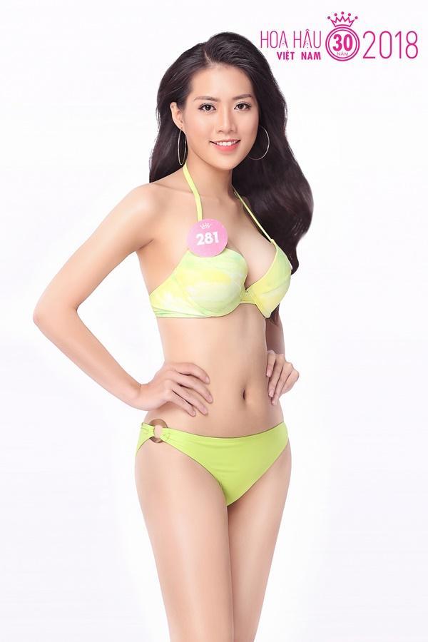 Trọn bộ ảnh bikini nóng bỏng của Top 30 Chung khảo phía Nam HHVN 27