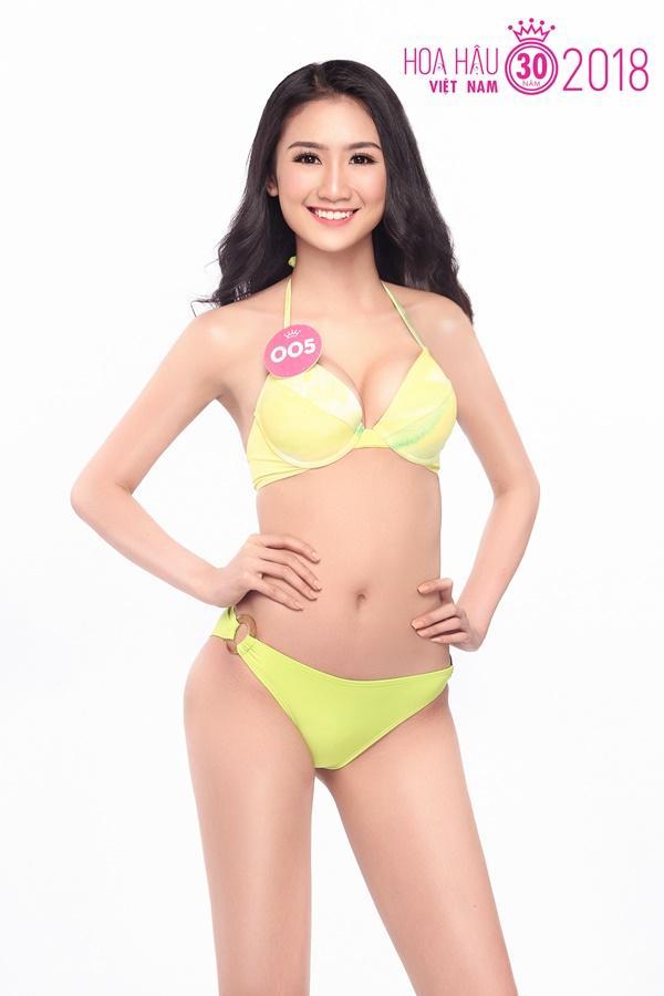 Trọn bộ ảnh bikini nóng bỏng của Top 30 Chung khảo phía Nam HHVN 28