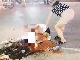 Khởi tố 3 đối tượng trong vụ đánh ghen bằng nước mắm tại Thanh Hóa