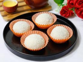 Cách làm bánh mochi nhân đậu đỏ mềm dẻo, đơn giản tại nhà
