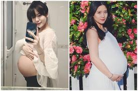 Dàn hotgirl Việt 'năm ấy ta cùng theo đuổi' giờ làm mẹ cả rồi