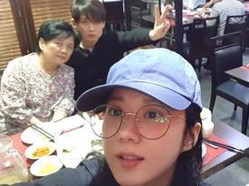 Anh trai Jang Na Ra gây 'choáng' vì sở hữu ngoại hình 'lão hóa ngược' hơn cả em gái