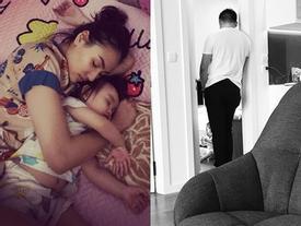 Hồng Quế bày tỏ thiện ý với bố của con gái: 'Không được trọn vẹn thì cố gắng vì con mà vun đắp'