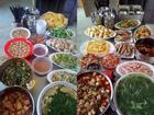 Cơm văn phòng một công ty ở Thanh Hóa khiến bao tín đồ ăn uống muốn… nộp đơn xin việc