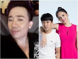 Trấn Thành đe dọa tung clip 'nóng' của Hương Giang và Trường Giang để tống tiền