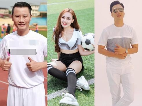 Loạt sao nam Việt từ bạn tốt chuyển sang 'đối đầu' chỉ vì tranh cãi về dàn hotgirl bình luận World Cup 2018