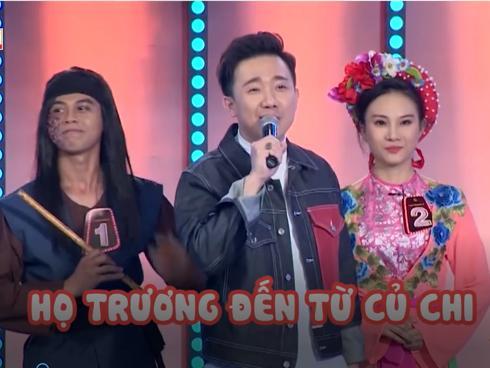 Việt Hương - Hoài Linh thích thú khi Trấn Thành bị khách mời 'chặt chém'