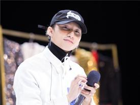 Sơn Tùng tiết lộ nam cầu thủ yêu thích nhất tại World Cup 2018