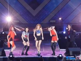 Black Pink bị hủy tiết mục khi đang trình diễn dở khiến fan tức giận