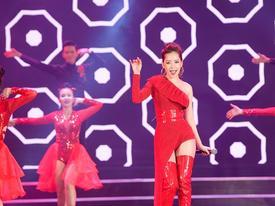 Dân mạng nghi ngờ Chi Pu hát nhép tại Hoa hậu Việt Nam 2018