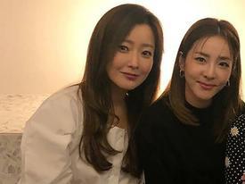 Tuổi cao nhưng 'chị đại' Kim Hee Sun trẻ đẹp không kém cạnh mỹ nhân xứ Hàn 2NE1 Dara