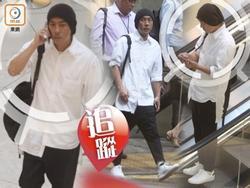 Trương Vệ Kiện bơ phờ xuất hiện sau tin bị bắt vì ma túy