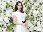 Không phải do tăng cân nên vòng 2 nở nang, Diệp Lâm Anh thừa nhận đang mang bầu 4 tháng sau 7 tuần kết hôn