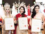 Sau 10 năm không thi sắc đẹp, Dương Thùy Linh bất ngờ đăng quang Hoa hậu Phụ nữ Toàn Thế giới 2018