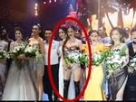 Sau hình ảnh chị em thân thiết, Phạm Hương bị tung clip nghi ngờ cố tình chơi xấu Hương Giang Idol