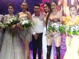 Phạm Hương lên tiếng về clip tranh cãi với Hương Giang Idol