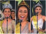 Danh hài hạng A cũng phải 'chào thua' màn chào sân của thí sinh Miss Grand Thailand 2018