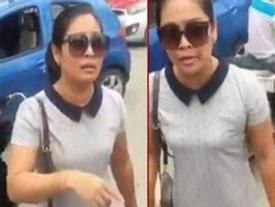 Vụ nữ chánh văn phòng va chạm giao thông rồi 'lỡ miệng': Phản ứng bất ngờ của gia đình nam sinh