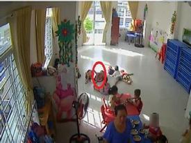 Bé gái 4 tuổi chết bất thường tại mầm non, người mẹ gửi tâm thư cầu cứu cư dân mạng