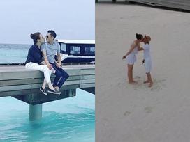 Tận hưởng honeymoon sớm, Đàm Thu Trang kích thích Cường Đô La bằng câu hỏi gợi mở về đám cưới: 'Muốn gì?'