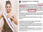 Rộ nghi vấn Mâu Thủy mất suất thi Hoa hậu Trái Đất vì mâu thuẫn-4