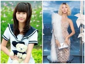 Hành trình thay đổi nhan sắc bất ngờ của hotgirl Quỳnh Anh Shyn