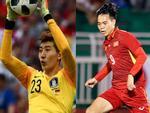 Xuất sắc trên sân là thế nhưng ít ai biết rằng thủ môn Hàn Quốc từng vào lưới nhặt bóng vì Văn Toàn U23