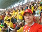Sang Nga xem World Cup 2018, Bình Minh 'mong Brazil giành vô địch năm nay'
