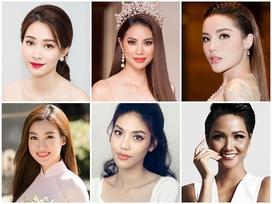 Ai cũng kêu học tài thi phận, vậy 20 Hoa hậu - Á hậu hot nhất làng nhan sắc Việt có trình độ học vấn ra sao?