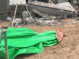 Sập giàn giáo ở Nhà máy nhiệt điện Sông Hậu 1 làm 5 người thương vong