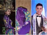 CHUYỆN THẬT TƯỞNG ĐÙA: Đại diện Việt Nam bị cắt nát quốc phục trước chung kết Miss Asia World 2018 chỉ vài tiếng