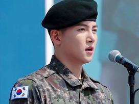 Cạo đầu nhập ngũ, tài tử 'Hoàng hậu Ki' Ji Chang Wook vẫn đẹp trai hết nấc