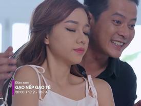Khán giả bức xúc với ông chồng 'tham vàng bỏ ngãi' hèn hạ nhất màn ảnh Việt