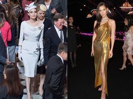Công nương Meghan Markle, Angelina Jolie lọt top sao mặc đẹp nhất tuần