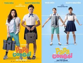 Phim của Kaity Nguyễn và Thái Hoà đổi poster mới sau lùm xùm đạo nhái