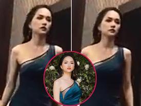 Lộ Clip Hương Giang Idol tức giận bỏ về khi bị êkip bỏ quên trong show diễn được chọn làm veddette