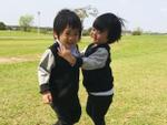 Chiêm ngưỡng ngoại hình càng lớn càng yêu của cặp song sinh nhà Lâm Chí Dĩnh