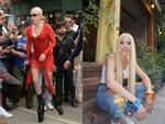 Phong cách thời trang hè kỳ quặc của Lady Gaga