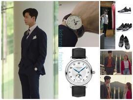 Để cưa cẩm thư kí Kim đang đình đám, 'phó tổng' Park Seo Joon chỉ mặc toàn hàng hiệu