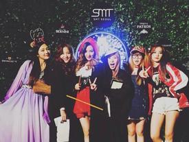 Phản ứng của Tiffany khi thấy Red Velvet cover 'Gee' huyền thoại?