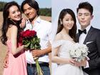 Yêu nhau quá lâu, các cặp đôi Hoa ngữ phải cưới gấp vì 'sợ không còn ai tán'?