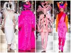 Người mẫu hóa thú khiến khách mời 'hết hồn' trong tuần lễ thời trang Paris