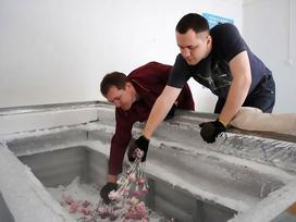 Dịch vụ đông lạnh thi thể chờ sống lại đắt hàng ở Nga