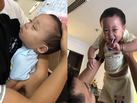 Sau gần 1 tuần ở trung tâm bảo trợ, cuối cùng con trai của Bella đã có người nhận đỡ đầu