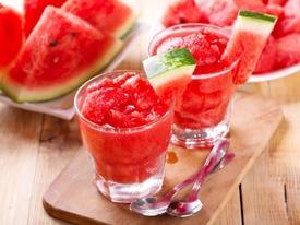 Hai công thức chế biến dưa hấu ngon ngọt, mát lành giúp giải nhiệt ngày hè