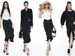 Đỗ Mạnh Cường giúp Khả Trang biến hình 10 style khác nhau chỉ với 1 chân váy